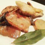 Baccalà, patate e zucca
