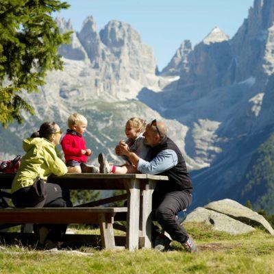 Cosa mangio quando vado in montagna?