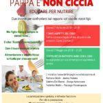 Pappa e non ciccia – l'alimentazione nei bambini