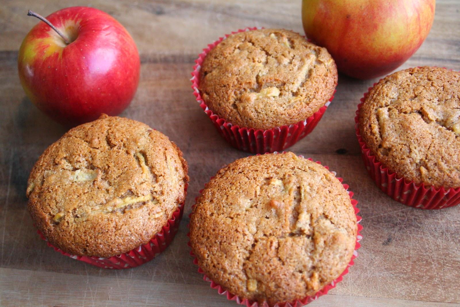 Muffin-integrali-senza-burro-uova-zucchero