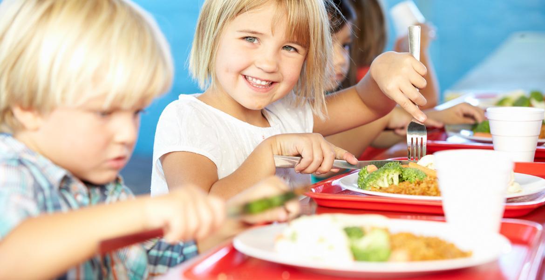 Figli e cibo