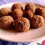 Tante proteine, fibre e sali minerali: polpette fredde di quinoa, melanzane e sgombro