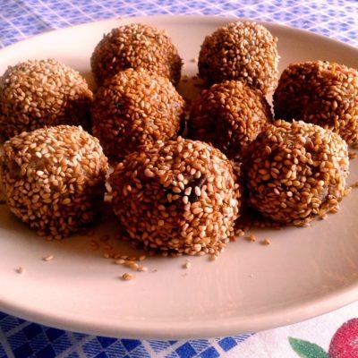 Tanta salute – polpette fredde di quinoa, melanzane e sgombro