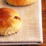 Tanta salute: panini integrali ripieni di fichi e mandorle