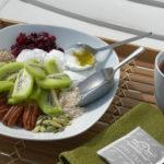 Crema Budwig-colazione saziante a basso indice glicemico