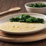 Vellutata di fagioli con cicorie: regola glicemia, colesterolo e intestino