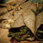 Piadine al grano saraceno, amaranto, tapioca senza glutine
