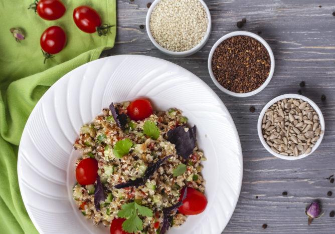 I semi della salute: grassi buoni, proteine e sali minerali