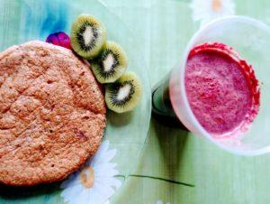 Colazione proteica ricca di fibre e antiossidanti