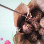 Fast food sano e gustoso: polpette di grano saraceno, zucchine e manzo